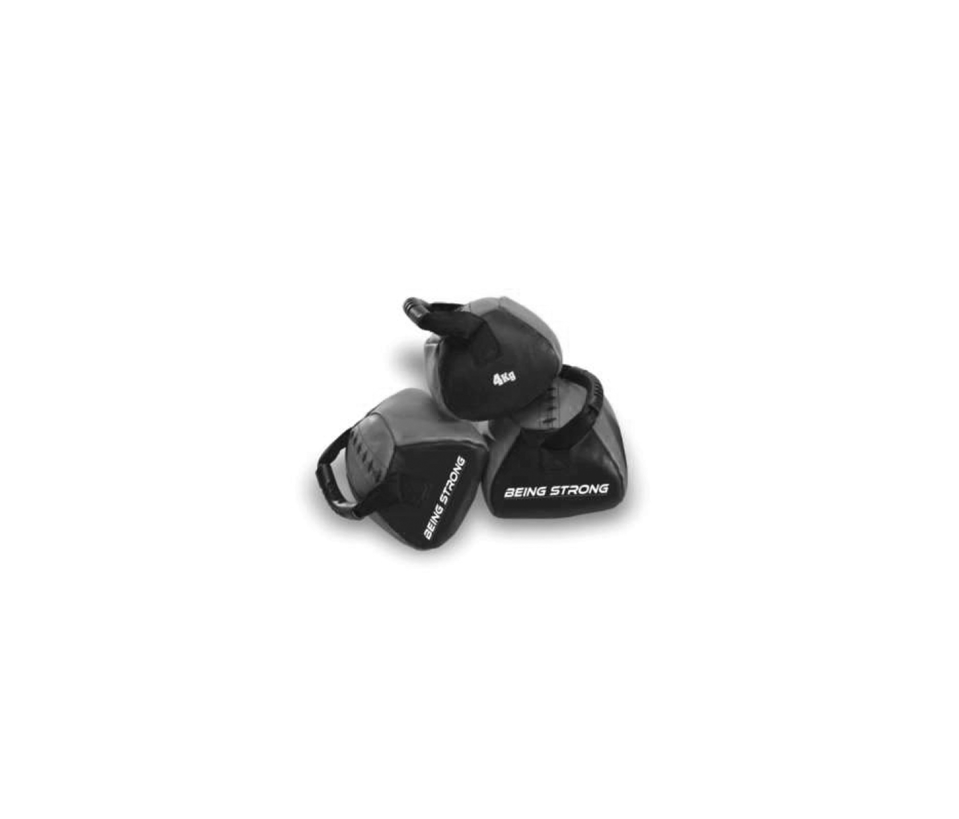 LEATHER KETTLE BELL SET
