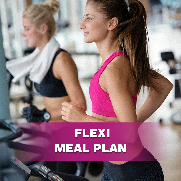 Flexible Dieting Meal Plan for Weight Loss